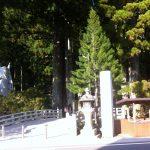 高野山に行ってきました。