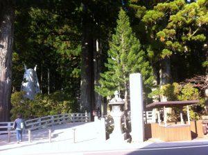占い パワーストーン 高野山 浄化